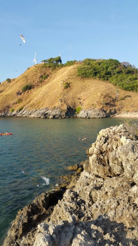 Еще один вид пляжа Yanui