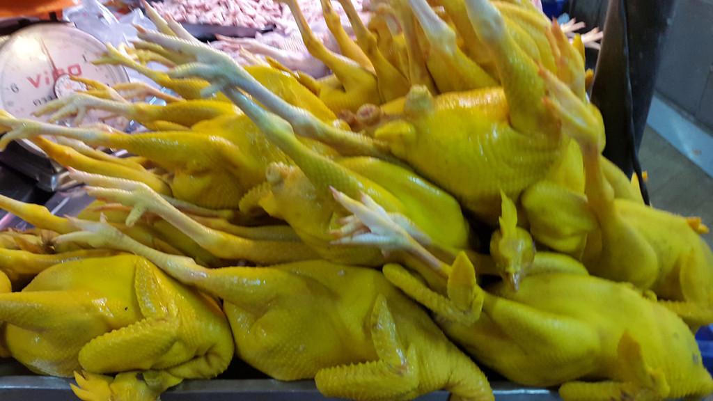 Страшные курицы