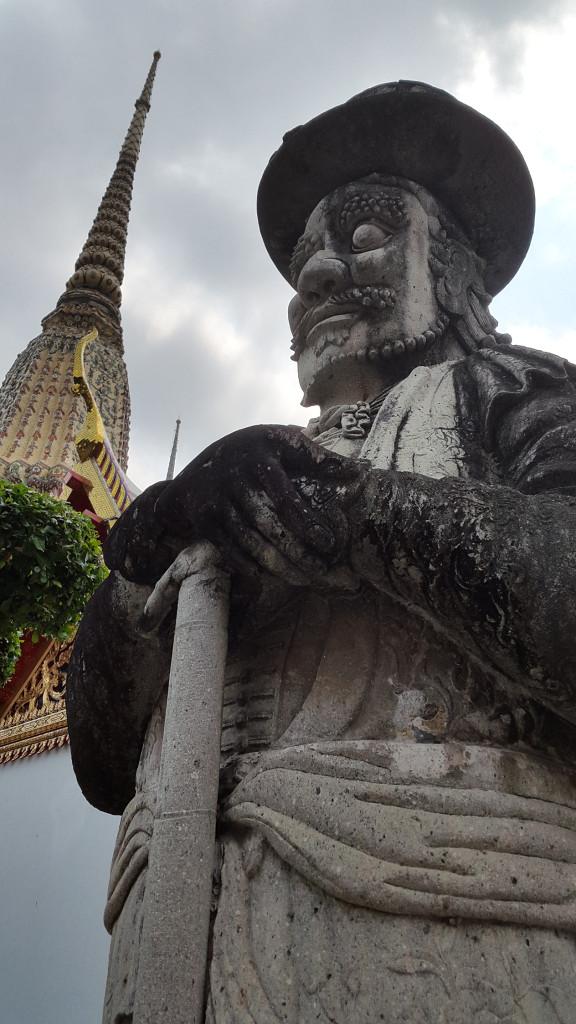 Охранник Будды