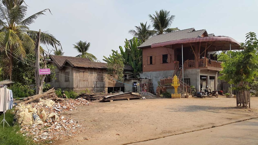 Типичный вид для Сием Рипа и Камбоджи в целом