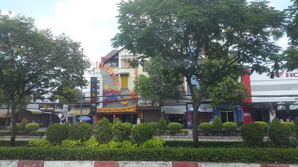Во Вьетнаме много караоке