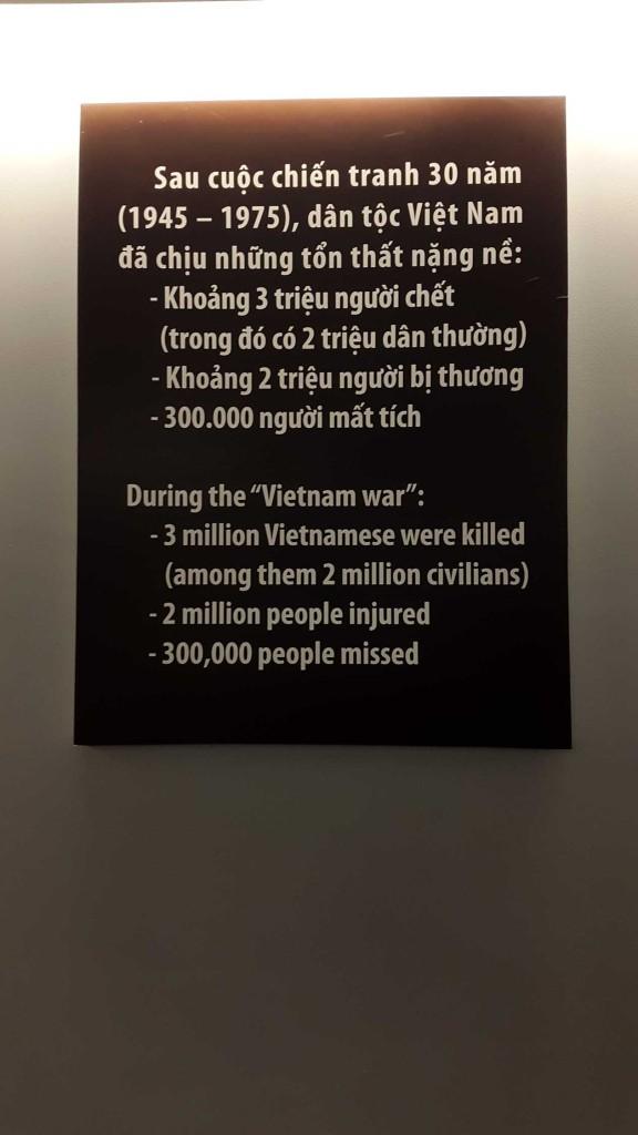 Итоги войны во Вьетнаме