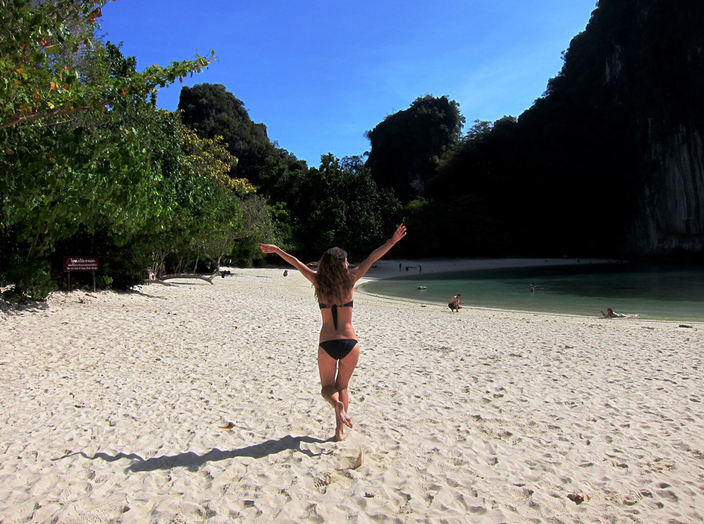 Пляж и сам остров очень понравились. Мы провели здесь 2 часа.