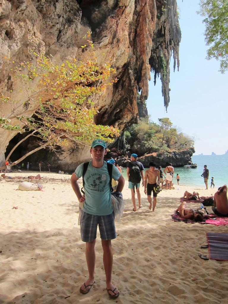 Добрались до Phra Nang
