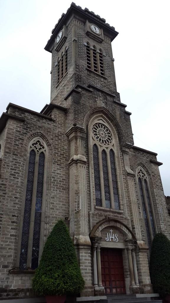 Кафедральный собор в Ня Чанге
