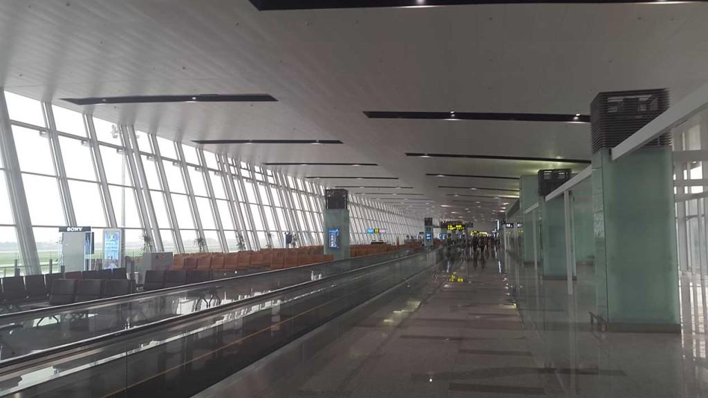 Аэропорт Ханоя.