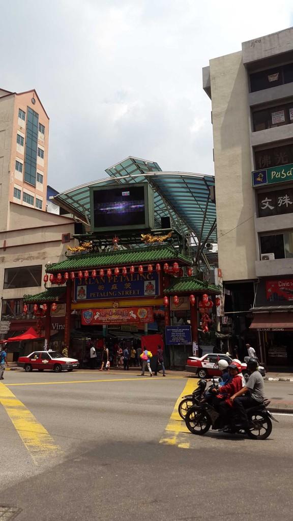 Китайский квартал.