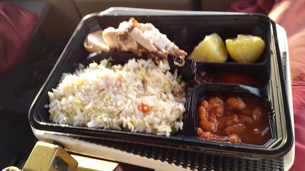 Рис, курица, овощи - все как мы любим)