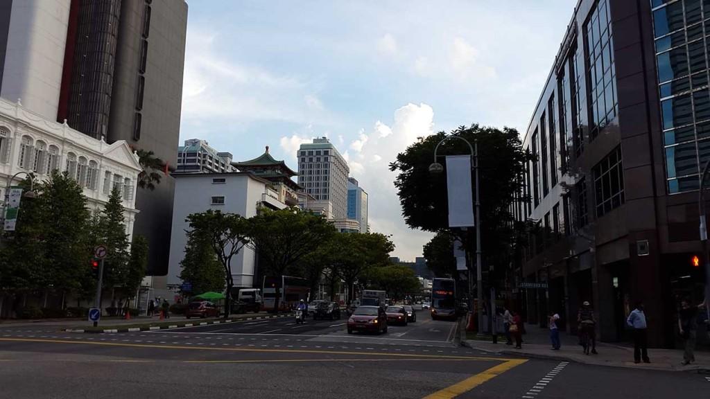 Просто красивые улицы.