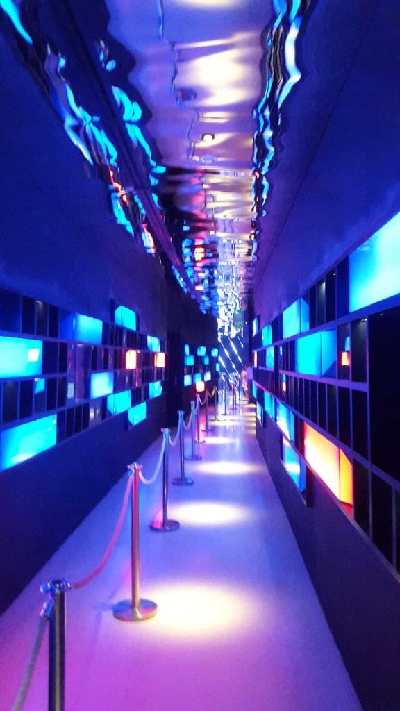 Интерактивная комната.
