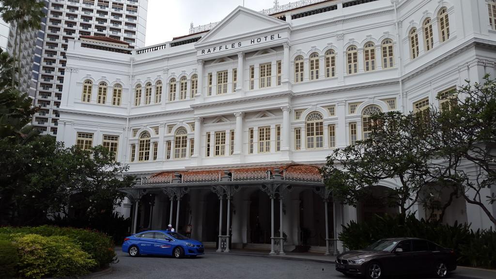 Отель Raffles