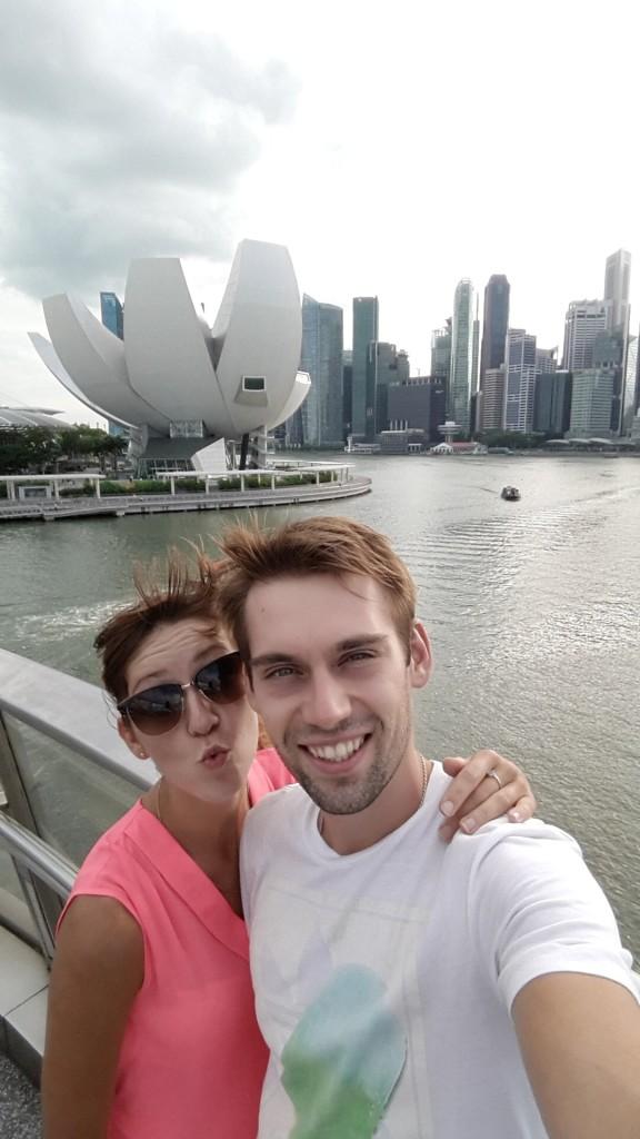 Сингапур - это круто.