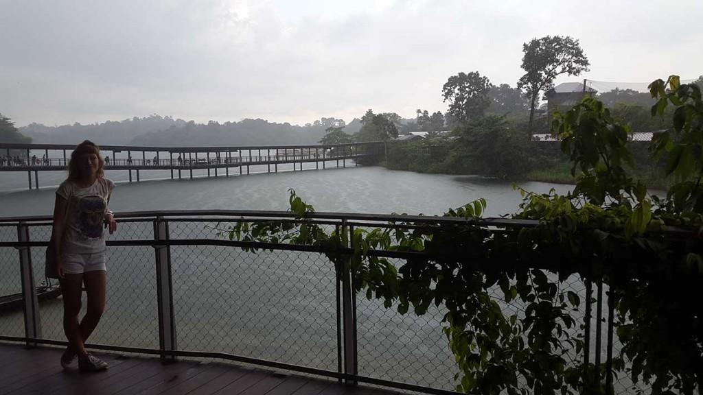 Но нам дождь был не страшен. Спасибо организаторам.
