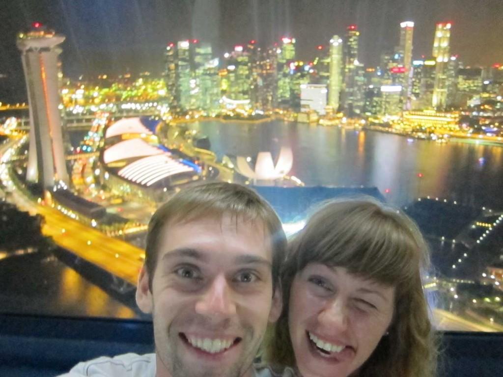 Ура! Мы в Сингапуре!