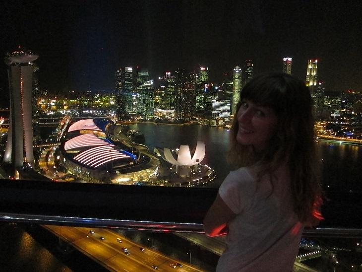 Ну а это Сингапур.