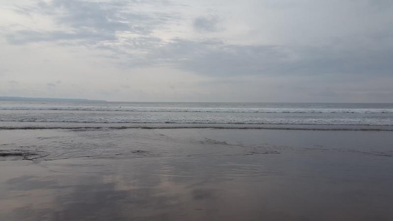 А вот пляж, где-то в Легиане. На самом деле различий с Семиньяком не так много, все-таки по сути это все один большой пляж.