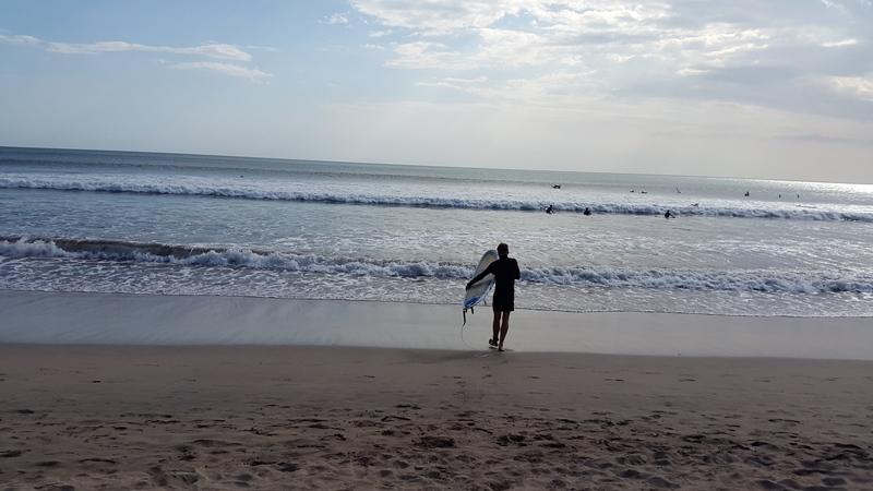 Море и серфинг!