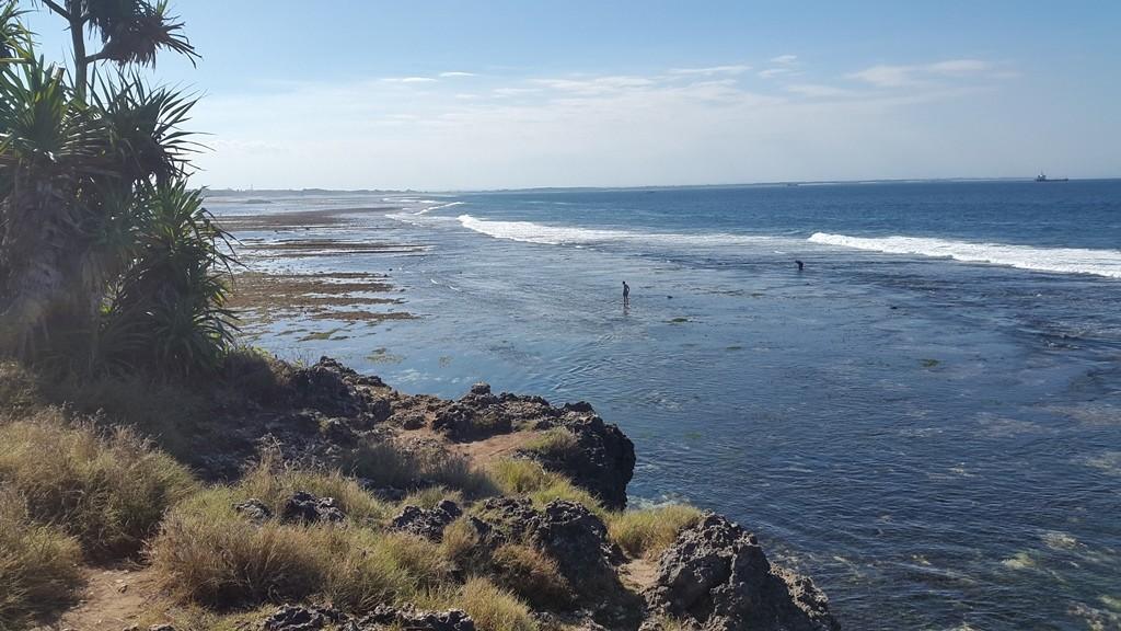 Вот это новость! Еще утром здесь было море!!