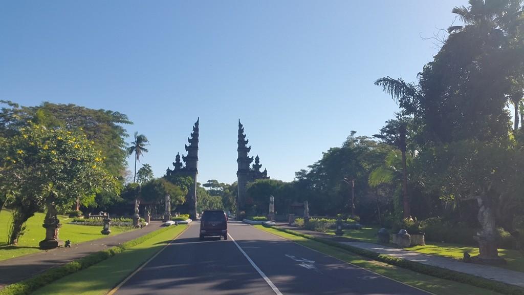 Добро пожаловать в Nusa Dua