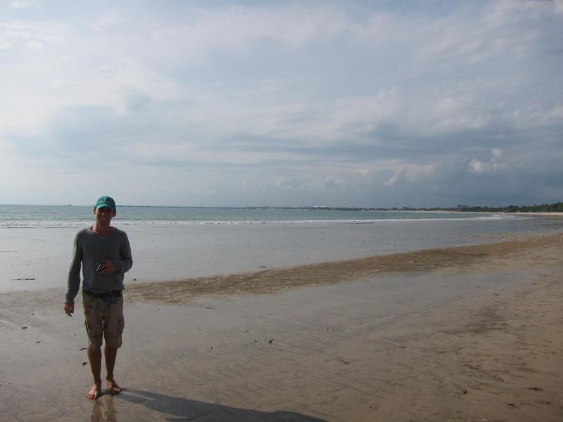 Все пляжи были красивыми и мне понравились. Но Кута мне тоже очень нравится, так что не убедили.