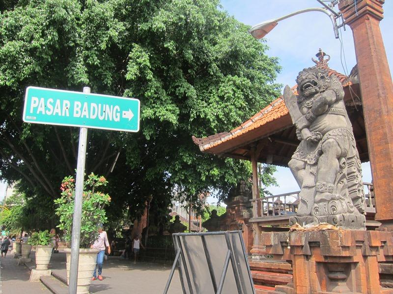 Рынок Badung