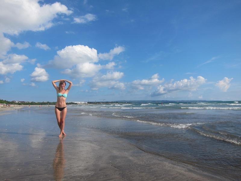 По-моему просто отличный пляж!