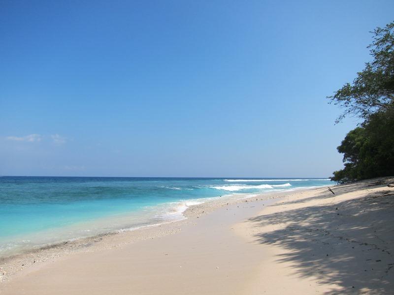 Как и пляжи!