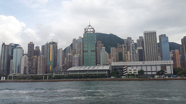 Пока Гонконг!