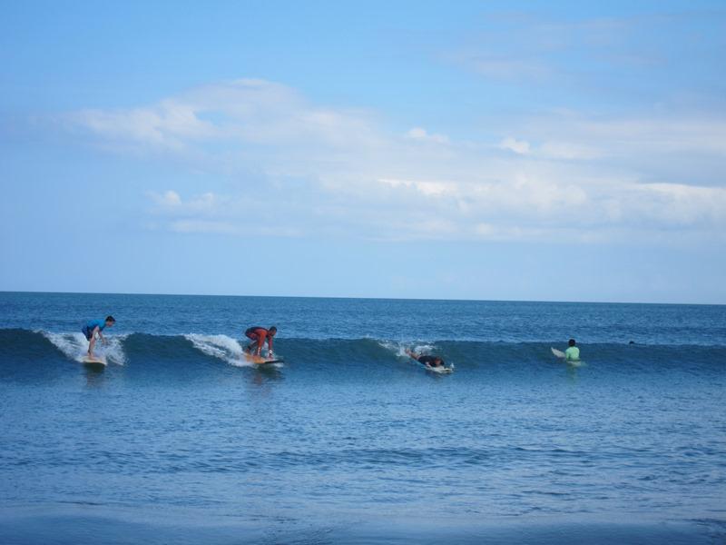 И с какого-то момента начался совсем другой серфинг.