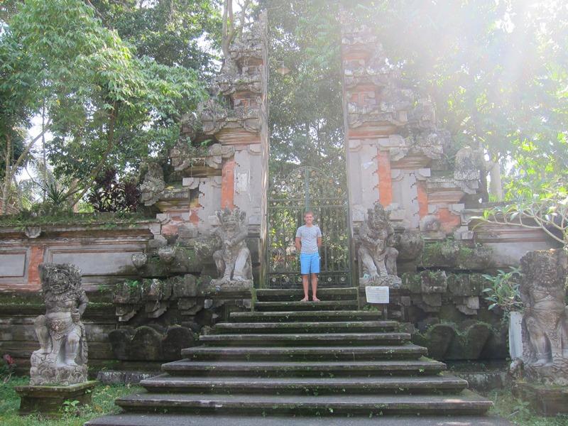 О Бали у нас останется множество прекрасных воспоминаний, о необыкновенных храмах.