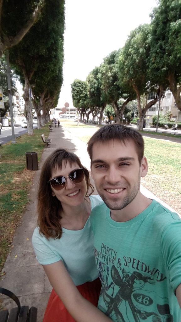 Прогулка по Тель Авиву